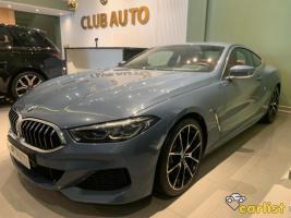 BMW 840 d coupé